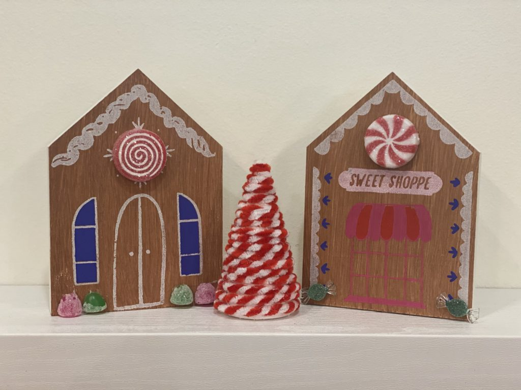 Ginger Bread House Class
